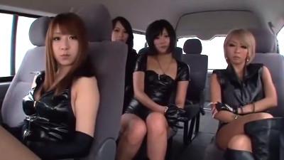 北川瞳・泉麻那・琥珀うた・真木今日子
